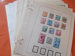Lot N°169 Une Collection Des Anc. Colonies Fr Neufs * Ou Obl Sur Page D'albums / No Paypal - Timbres