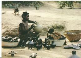 Afrique   Cote D'ivoire  Bouake Harmattan Sogetel Village Ouassou Potiere - Ivoorkust