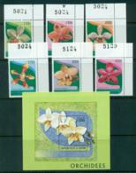 Benin 1997 Orchids + MS MUH Lot38538 - Benin - Dahomey (1960-...)
