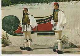 455-Folklore-Usi E Costumi-Militaria-Guardia Reale-Grecia - Europa