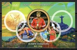Armenia 2017 / Rio De Janeiro Olympics Winner MNH Juegos Olimpicos Olympische Spiele / Cu9628  1 - Sommer 2016: Rio De Janeiro