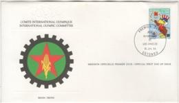 Benin.  FDC Du 16/JUL/1984. - Bénin – Dahomey (1960-...)