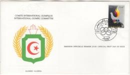 Algérie.  FDC Du 11/5/1984. - Algérie (1962-...)