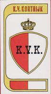 Panini Football 83 Voetbal Belgie Belgique 1983 Sticker Autocollant KVK KV Kortrijk Nr. 131 LOGO Clublogo - Sport