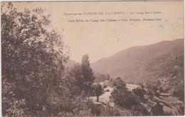 Algerie   Gorges De La Chiffa  Terminus Le Camp Des Chenes - Altre Città
