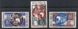 Dahomey 1966 UNESCO CTO - Benin - Dahomey (1960-...)