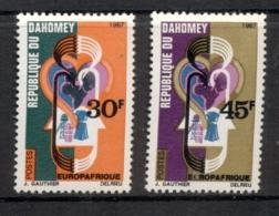 Dahomey 1967 Europafrica MUH - Benin - Dahomey (1960-...)