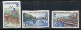 Dahomey 1967 Winter Olympics Grenoble MUH - Benin - Dahomey (1960-...)