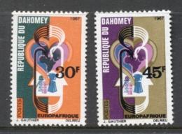 Dahomey 1968 Europafrica MUH - Benin - Dahomey (1960-...)