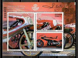 Spain 2015 España / Motorbikes Angel Nieto World Champion MNH Motos Motociclismo / Cu9514  2 - Motos