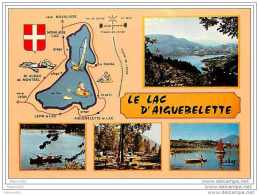 CPSM 73 - LE LAC D'AIGUEBELETTE - Non Classés
