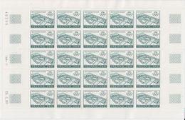Iceland 1980 Olympic Games 1v Sheetlet (unfolded) ** Mnh (F7481) - 1944-... Republic