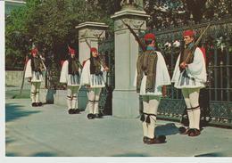 456-Folklore-Usi E Costumi-Militaria-Guardia Reale-Grecia - Europa