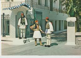 457-Folklore-Usi E Costumi-Militaria-Guardia Reale-Grecia - Europa