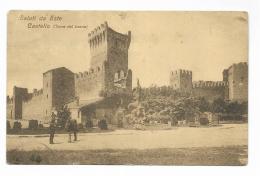 SALUTI DA ESTE - CASTELLO - VIAGGIATA FP - Padova