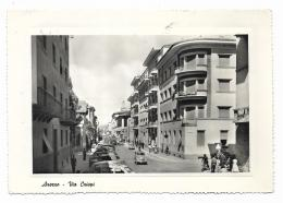 AREZZO - VIA CRISPI - VIAGGIATA FG - Arezzo