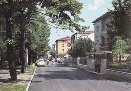 MODENA - Pavullo Nel Frignano - Viale Martiri - Pensione Luisa - Publicità Birra Prinz Brau - VW Maggiolino - 1971 - Modena