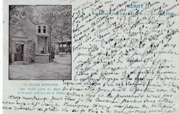 Village Berrichon à L'exposition Universelle De Paris En  1900 - France