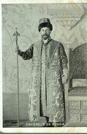 EMPEREUR DE RUSSIE - Rusia