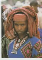 463-Folklore-Usi E Costumi-Tipi-Etiopia - Africa