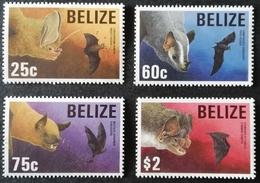 Belize 1994 Bats - Belize (1973-...)