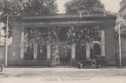 Toulouse 31 - Entrée Du Jardin Des Plantes - Automobile Livraison Gd Bazar Labit - Vignette Tuberculose Nestlé - 1929 - Toulouse