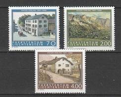 LIECHTENSTEIN  Xx  1999   Mi1212-14    -  Postfrisch  -   Vedi  Foto ! - Liechtenstein