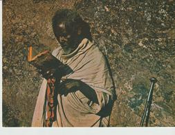 473-Folklore-Usi E Costumi-Tipi-Religione-Etiopia - Africa