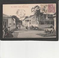 TONKIN -  Laokaï - Rue Principale - Vietnam