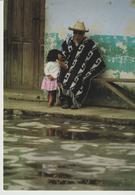 475-Folklore-Usi E Costumi-Bambini E Tipo Messicano-Messico - America