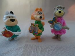 Kinder Ancien : Yogi Bear K96 - Inzetting