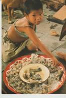 478-Folklore-Usi E Costumi-Bambini-Indonesia-Oceania - Océanie