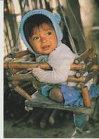 479-Folklore-Usi E Costumi-Bambini-Messico - America