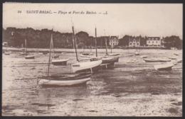 CPA - (35) Saint Briac - Plage Et Port Du Béchet - Saint-Briac