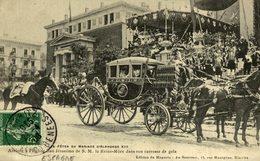 Fêtes Du Mariage D'Alphonse XIII  Espagne Spain Spanien España - Koninklijke Families