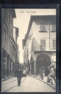 Italië Italy Italia - Pisa - Borgo Sretto - Tram - 1913 - Italia