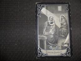 Doodsprentje ( D 414 )  Cauwelier / Demuynck -  Ardoye  Ardooie  1913 - Overlijden