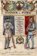 CPSM Honneur Et Patrie 5°Régiment D'Infanterie Navarre 1775-1931 - Patriotic