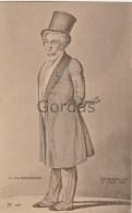 Ludwig Van Beethoven - Illustrateur Tajcek - Composer - Chanteurs & Musiciens