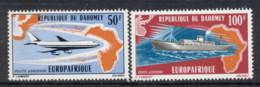 Dahomey 1971 Europafrica MUH - Benin - Dahomey (1960-...)