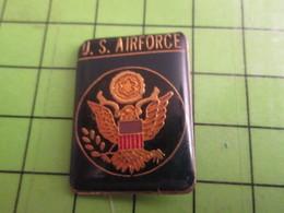 718c Pin's Pins / Beau Et Rare : Thème MILITARIA : BLASON U.S. AIR FORCE - Army