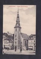 Vente Immediate Verviers Eglise Notre Dame ( Animée Commerce Dentelles ) - Verviers