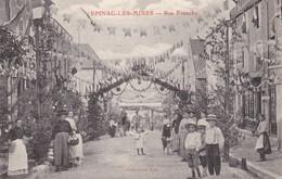 71 - EPINAC LES MINES - RUE FRANCHE - FETE - Autres Communes