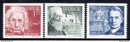 SWEDEN 1981 Nobel Prizewinners MNH / **.  Michel 1187-88 - Sweden