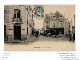 CPA 77 - THORIGNY - Rue De Marne - France