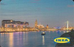 GERMANY Gift-card  IKEA - Köln 1 - Gift Cards