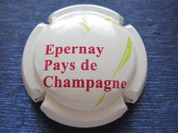 Capsule DE Champagne EPERNAY N° 13 - Epernay