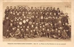 P-jmt2-18-5217 :  MISSION D'EXTREME-NORD CANADIEN. FORT RESOLUTION. - Territoires Du Nord-Ouest