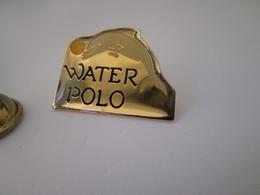 PIN'S    Water Polo  Dauphin - Water Polo