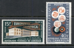 Cameroun 1963 Europafrica MUH - Cameroon (1960-...)